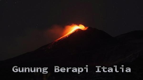 Gunung Berapi Italia