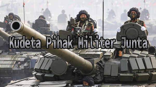 Kudeta Pihak Militer Junta